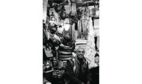 i aM A femiNist #12: Mohamed, 60.  Marrakech and New York