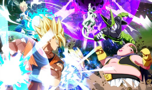 'Dragon Ball FighterZ' A One of a Kind Fighting Game