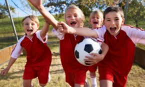 When it Comes to Sport, Boys 'Play Like a Girl'