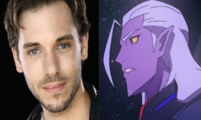 An Interview with AJ Locascio, the Voice of Prince Lotor