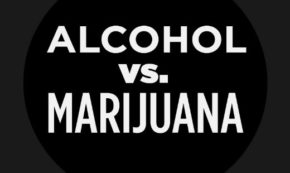 The Great Debate: Booze or Weed?