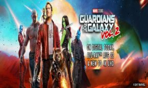 'Guardians of the Galaxy Vol 2' Is Rocketing to Blu-Ray