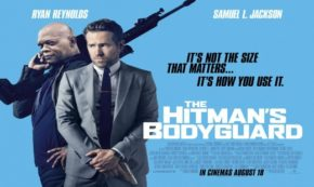 'The Hitman's Bodyguard' Was an Alright Action Flick