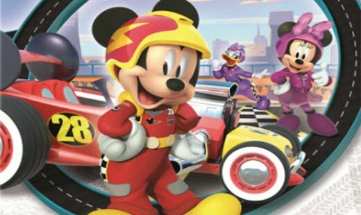 start your engines, mickey and the roadster racers, cartoon, season 1, review, disney junior
