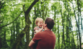 Working Through Trauma: How Dads Can Be Great Guides