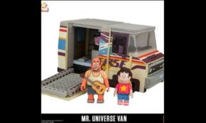 Steven Universe Construction Sets From McFarlane Toys in Stores Now!