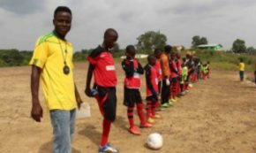 The Invisible Children's Football Teams of Liberia
