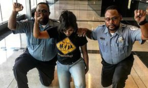 Chicago Police Officers to be Reprimanded for Kneeling