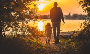 How Can We, As Single Parents, Show Up for Our Children?