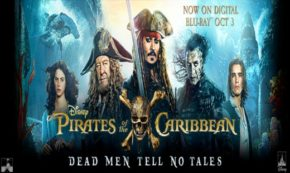 'Dead Men Tell No Tales' is Sailing to 4K Ultra HD and Blu-Ray