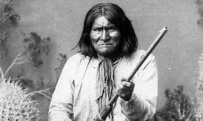 Geronimo's Last Stand