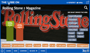 'Rolling Stone' – About to Be, Well, a Rolling Stone