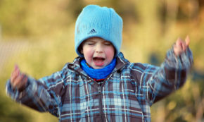 Am I Causing My Child's Behavior to Escalate?