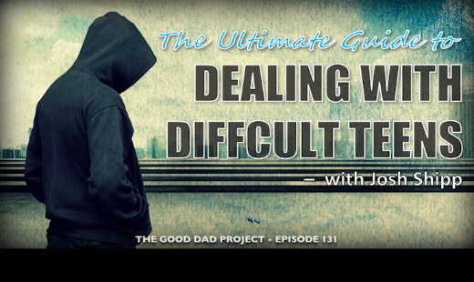 Dealing with a difficult teen