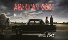 See Gods Old and New on 'American Gods' Season 1