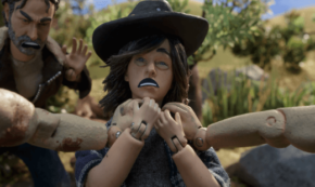 Robot Chicken 'Look Who's Walking' Pokes Fun at this Popular Show