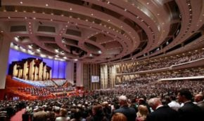 Mormon Apostle Called For Incentives For Financial Contributions