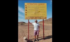 Warning: Desert Ahead