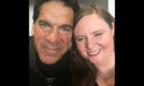 Rhode Island Comic Con Exclusive Interview with Lou Ferrigno TV'S Incredible Hulk!