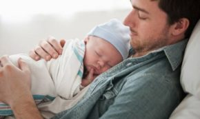 Six Months' Paternity Leave Doesn't Make You Less of a Man