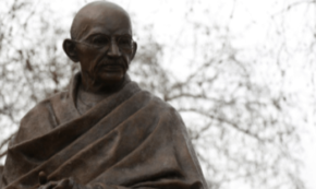 Gandhi, a Grandson, and Standing Together