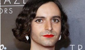 Red Hot: Men in Red Lipstick