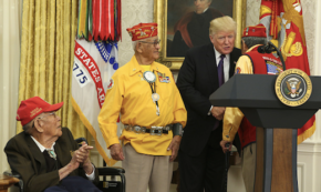 Donald Trump Insults Native American Heroes and the Country They Served