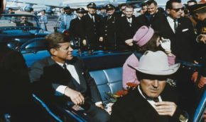 Who killed JFK? A former CIA agent wrote a thriller. True? Well, truly fascinating.