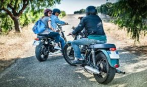 The Fun (and Danger) Of Riding A Motorcycle