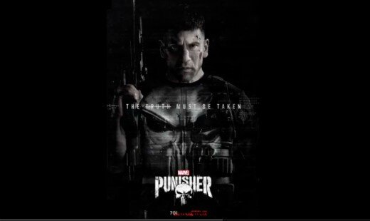 the punisher, tv show, marvel comics, spin-off, season 1, marvel, review, netflix