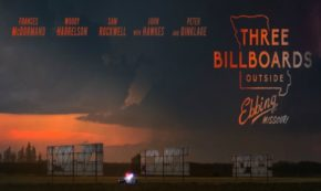 'Three Billboards Outside Ebbing Missouri' A Peculiar Dark Comedy