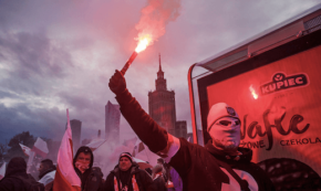 Concerning White Supremacist March in Warsaw, Poland