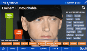 Slim Shady 'Untouchable' After Socially Woke Single