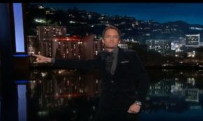 Neil Patrick Harris Guest-Hosted 'Kimmel' And Knocked It Out Of The Park With His Monologue