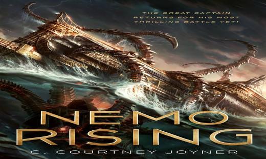 nemo rising, book, drama, fantasy, review, c courtney joyner, tor books