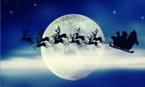 One of My Happy Memories of Santa Claus