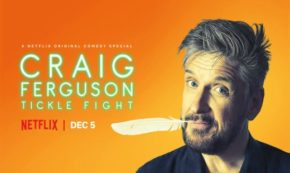 'Craig Ferguson Tickle Fight' A Rather Funny Special