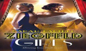 ziegfeld girls, book, fiction, mystery, sarah barthel, review, kensington books