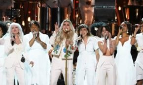 Kesha's Grammy Performance Foreshadowed The Future Where Women Lead The Way