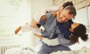 The New Superdad: A Male Archetype Reexamined