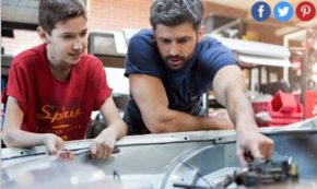 4 Lessons Every Dad Should Teach His Teenage Son