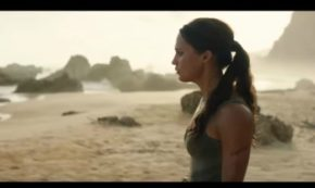 Tomb Raider – Official Trailer #2 – Warner Bros. UK