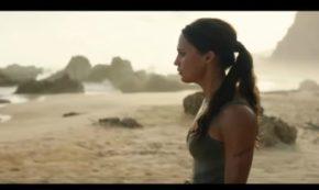 Tomb Raider – Official Trailer #2 – Warner Bros. UK