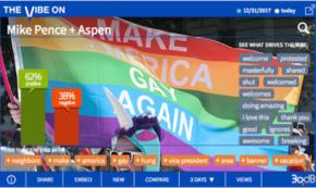 Plenty of Chuckling as Pence is Punked in Aspen