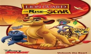 the rise of scar, the lion guard, animated, spin off, the lion king, dvd, review, disney junior