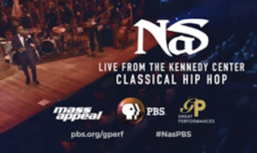 Nas Performs 'Illmatic' backed by a full Symphony Orchestra This Friday February 2nd on PBS!