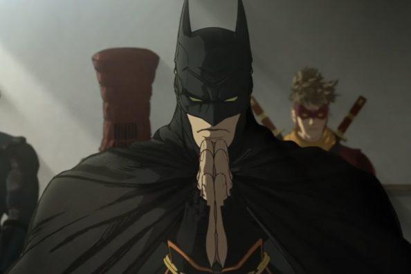 'HOLY SHURIKEN BATMAN!'- WB Japan presents: BATMAN NINJA!