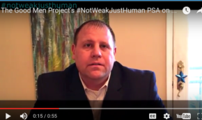 #NotWeakJustHuman: Coming to Terms With Mental Illness Takes Work, Time . . . and a Village