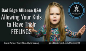 Allowing Your Kids to Have Feelings