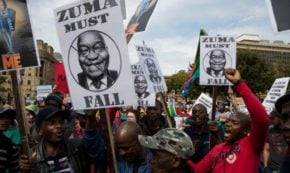 The Corruption of Jacob Zuma: The Prequel